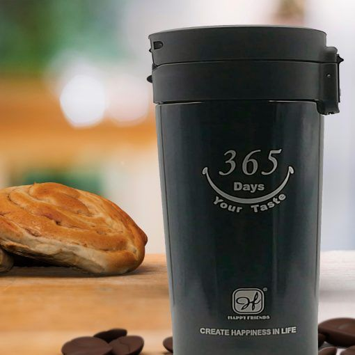 360ml stainless steel coffee thermo cup